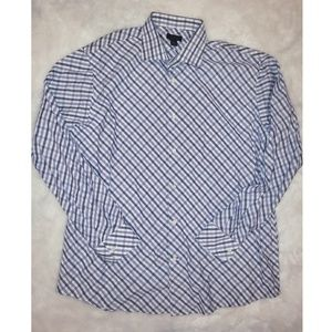 Mens Express Button Down Shirt